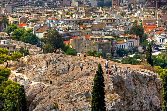 The Areopagus by Tom Gomez