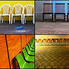 Chairs Collage by TalBright