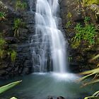 Unnamed waterfall by Paul Mercer