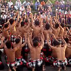 Kecak Dance Bali by Sanjam's Eye