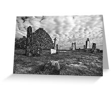 Benbecula: St. Columba's Kirk Greeting Card