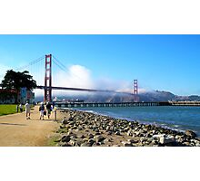 Magnificent Golden Gate Photographic Print
