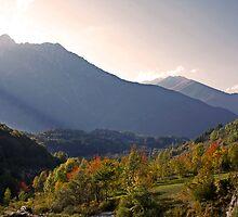 Autumn in mountain by becks78