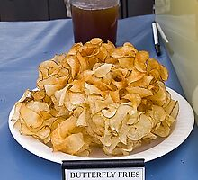 Butterfly Fries - Just for Ken by Memaa