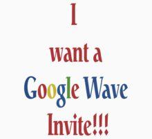 wave invite by Soukaina