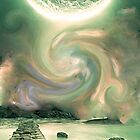 Dream dust by Chaharra Gilman