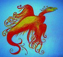 Phoenix Rising by Vanessa Barklay