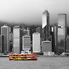 ferry in hong kong by thousandsmile