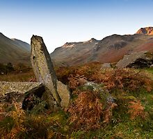 Dollywaggon Pike by David Lewins