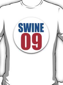 I survived Swine 09 T-Shirt