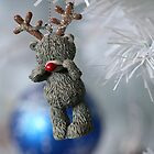 Reindeer Bear by JaimeWalsh