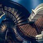 House of Curves (Colour) by Michael Garbutt
