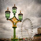 The Eye is the Lamp of the Body by DonDavisUK