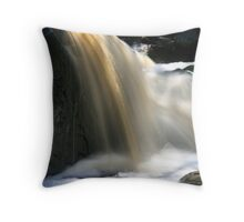 Shadow Falls Throw Pillow