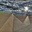 Parliament House - Canberra by Jeff Catford