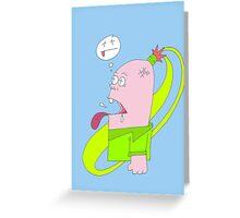 Wacky Greeting Card