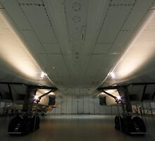 Concorde ...a study in symmetry . by SWEEPER