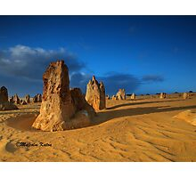 Stand and Deliver, Nambung NP, WA Photographic Print
