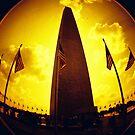 The washington monument by BingBangVision