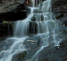 Beaver Brook Silk by Jeff Palm Photography