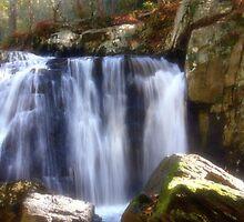 Kilgore Falls_Autumn by Hope Ledebur
