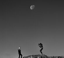 Under the moon by Faruk Pinjo