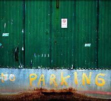 Colourful Warning by Nigel Finn