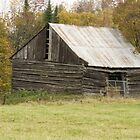 Old Barn by Sean McConnery