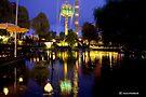 Tivoli At Night by imagic