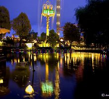 Tivoli At Night by imagic