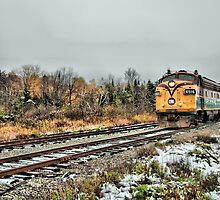 Conway Scenic Railway by Jeff Palm Photography