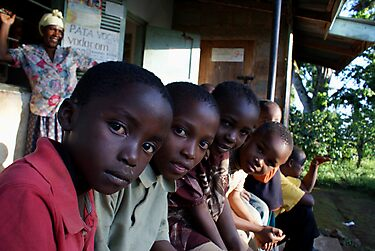 The Usual Suspects - Mshiri Village, Tanzania by timstathers