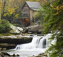 Grist Mill No. 2 by Harry H Hicklin