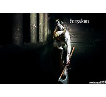Forsaken Photographic Print