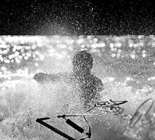 Wakeboard Crash by jessemay