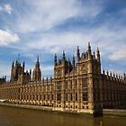 Houses of parliament by Kane Young