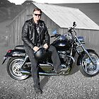 Tony's Triumph Thunderbird by Keith G. Hawley