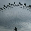 London eye by Roxy J