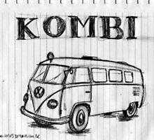 """kombi-""""mão livre by coisasdefusca"""