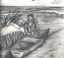 Ahab by DarkRubyMoon