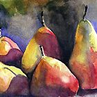 Pears by ddhabicht