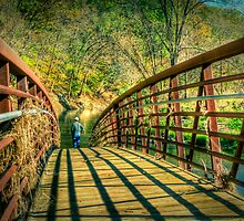 Bridge Over Troubled Water by Jayme Rutherford