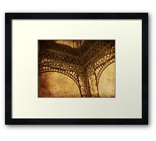 Under Tower Framed Print
