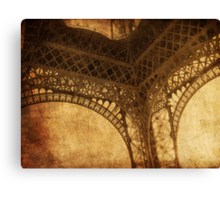 Under Tower Canvas Print