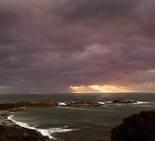 Evening approaches Canal Rocks by georgieboy98