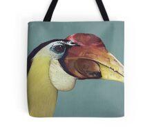 Wrinkled Hornbill Tote Bag