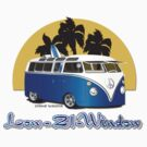 Low 21 Window Splitty by Frank Schuster