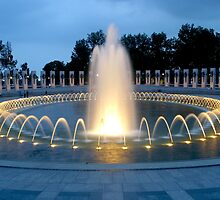 WWII - World War II Memorial 2 by bkphoto