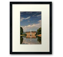 Chatsworth House - Derbyshire Framed Print