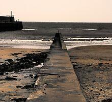 St Andrews bridge...or beach by Macks